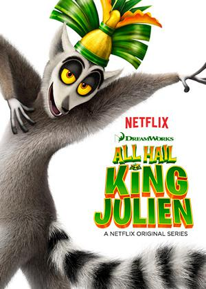 All Hail King Julien Saison 2