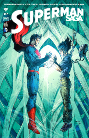 Superman Saga - Tome 7