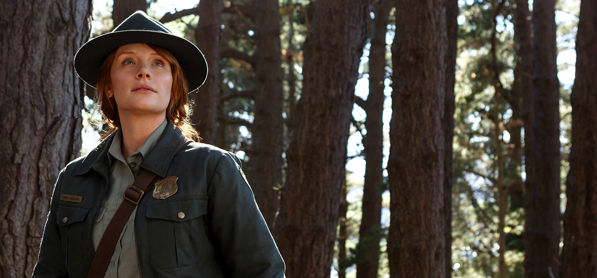 Bryce Dallas Howard in Pete's Dragon ©Disney