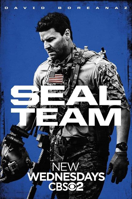 SEAL Team - Saison 1 [COMPLETE ] [22/22] FRENCH | Qualité HDTV