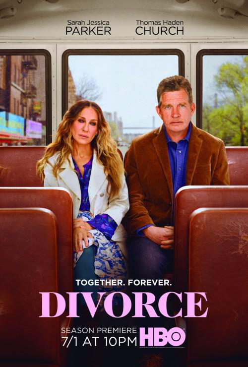 Divorce - Saison 3 [03/??] FRENCH | Qualité HD 720p