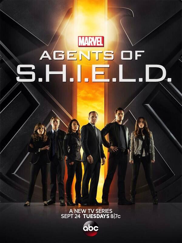 Marvel\'s Agents of S.H.I.E.L.D.  - Saison 1 [Complete]