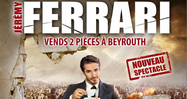 Jeremy Ferrari Vends 2 Pieces A Beyrouth