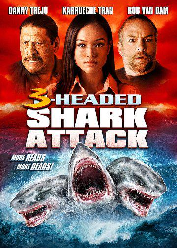 3-Headed Shark Attack (Vostfr)