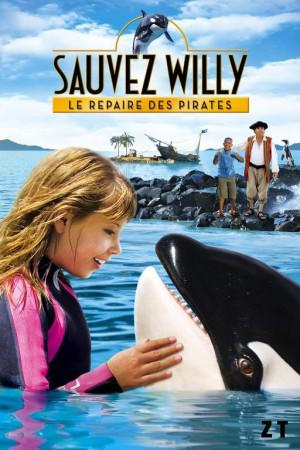 Sauvez Willy 4 – Le repaire des pirates