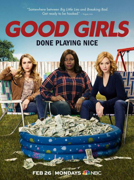 Good Girls - Saison 1[COMPLETE]  [10/10] VOSTFR | Qualité HD 720p