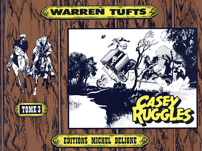 Casey Ruggles - Tome 3 - Le Duel-Face aux Apaches