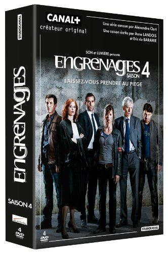 Engrenages – Saison 4