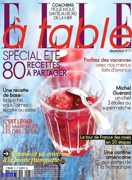 Elle a table No.71