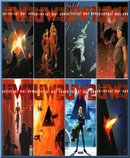 Universal War One + Two 8 Tomes + 1 Intégrale HQ [BD][MULTI]