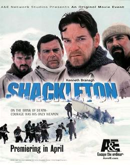 Shackleton aventurier de l'Antarctique