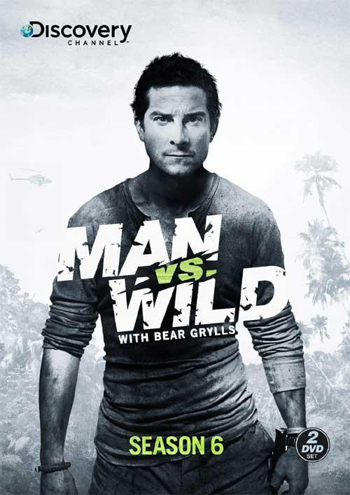 Man vs Wild : seul face à la nature – Saison 6
