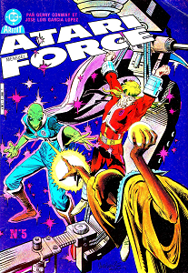 Atari Force - Tome 5