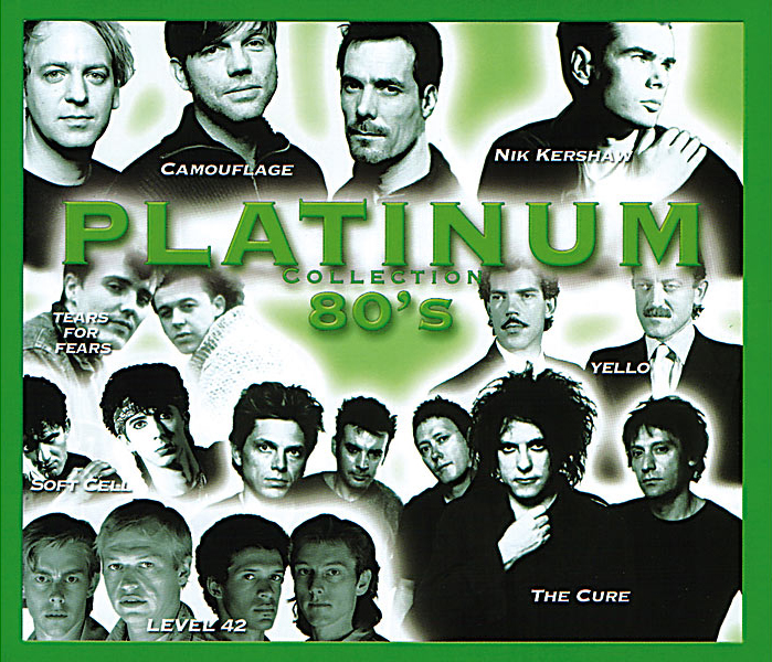 Platinum Collection 80's (3CD) (2008) [MULTI]