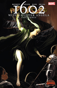 1602 - Witch Hunter Angela - Tome 3
