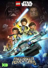 Lego Star Wars: The Freemaker Adventures – Saison 1