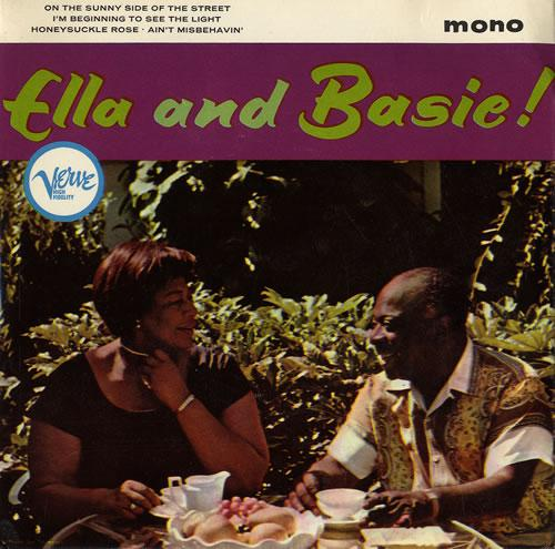 Ella Fitzgerald - Ella and Basie! [MULTI]