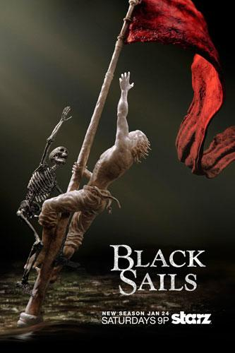 Black Sails – Saison 2