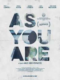 As You Are (Vo)
