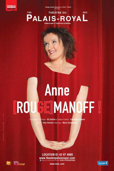 Anne Rougemanoff ! – Au Palais Royal