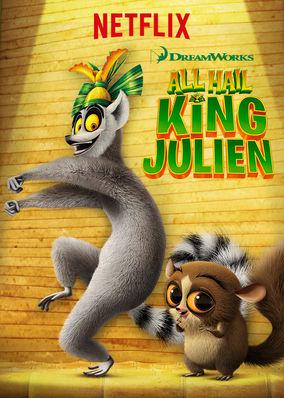 All Hail King Julien Saison 1