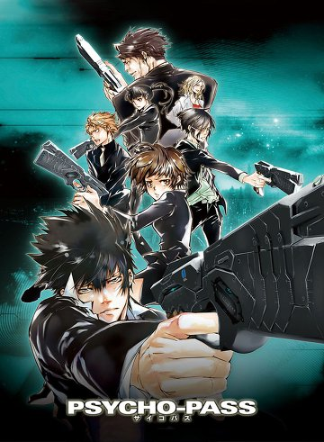 Psycho-Pass [FRENCH] [Complete]