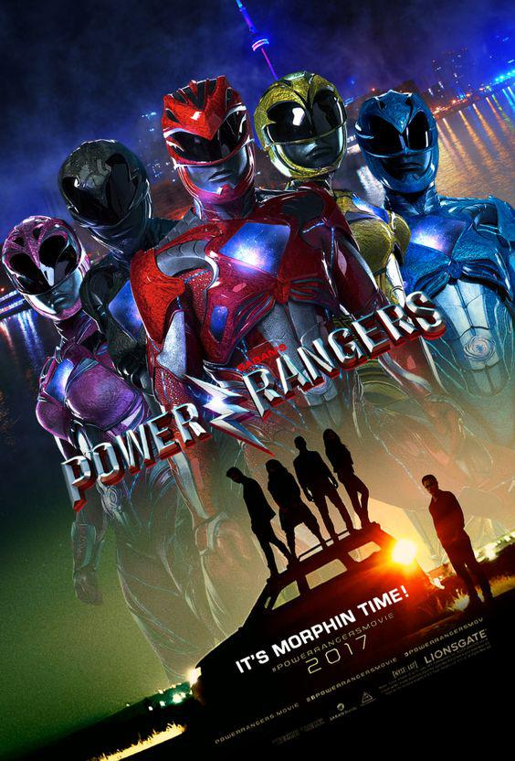 Power Rangers Vostfr