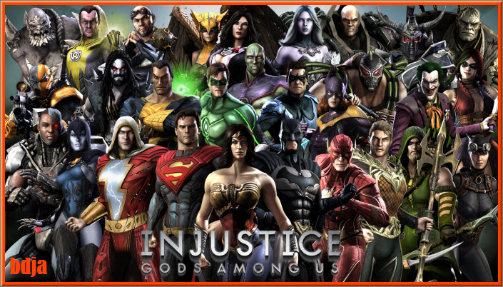 Injustice Gods Among Us Year I a V 182 Tomes [COMIC][MULTI]