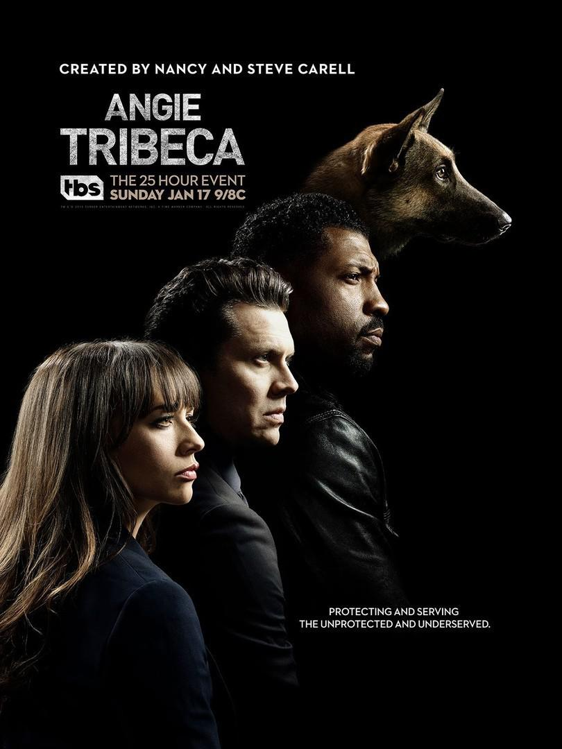 Angie Tribeca - Saison 1 [COMPLETE] [10/10] FRENCH | Qualité HDTV