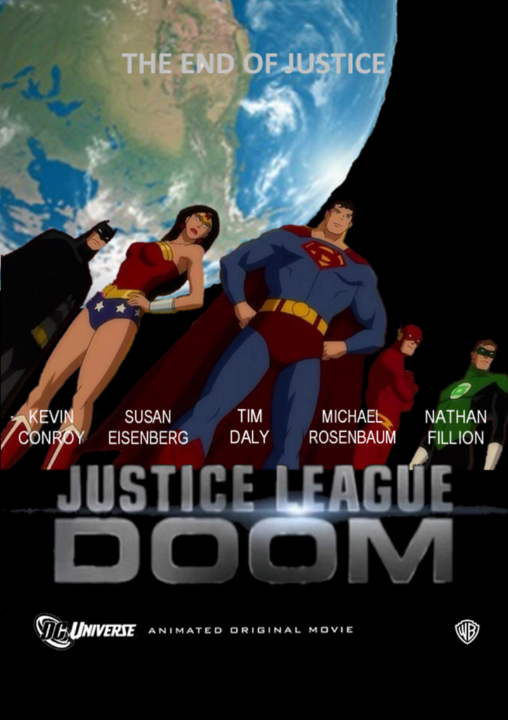 [MULTI] Justice League Doom [VOSTFR][BDRIP]