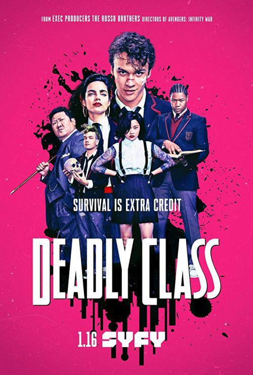 Telecharger Deadly Class- Saison 1 [10/??] VOSTFR | Qualité HD 720p