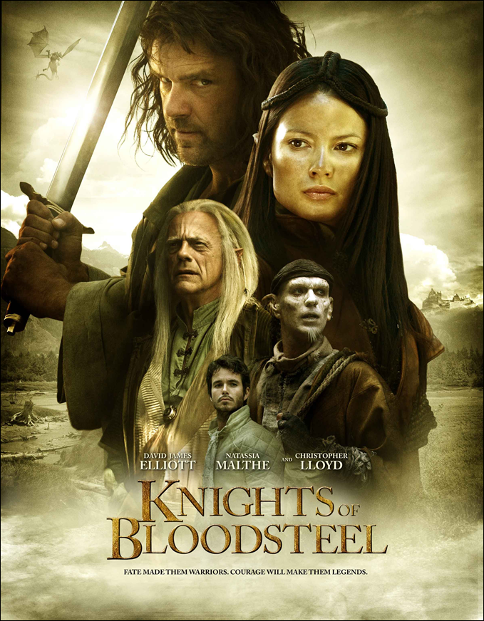 La Prophétie de l'Oracle (Knights of Bloodsteel) – Saison 1