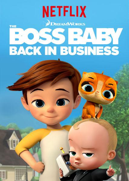 The Boss Baby: Back In Business – Saison 1