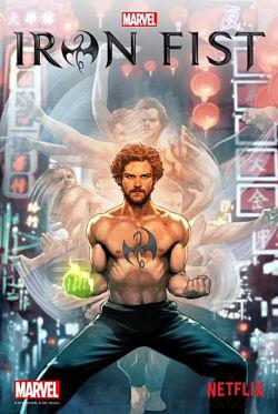 Marvel's Iron Fist Saison 1 VOSTFR