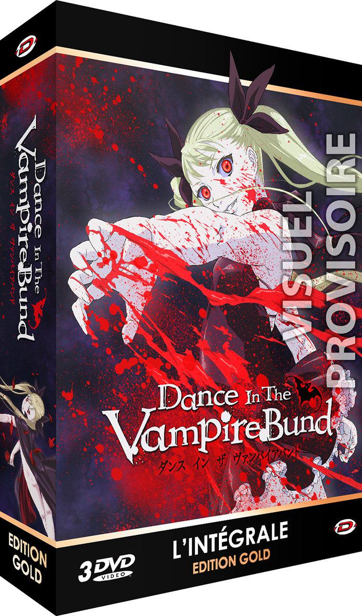 Dance in The Vampire Bund – Saison 1