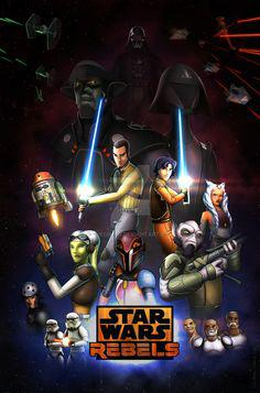 Star Wars Rebels Saison 3