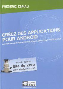creez des applications pour android