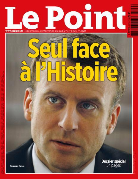 Le Point - 27 Avril 2017
