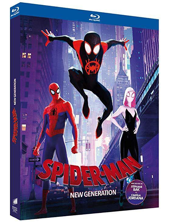 Spider-Man : New Generation Qualité Blu-Ray 1080p | MULTI