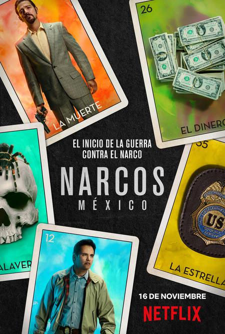 Telecharger Narcos: Mexico- Saison 1 [COMPLETE] [10/10] FRENCH | Qualité HD 720p
