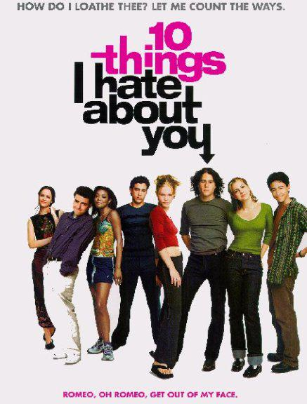 10 Things I Hate About You – Saison 1 (Vostfr)