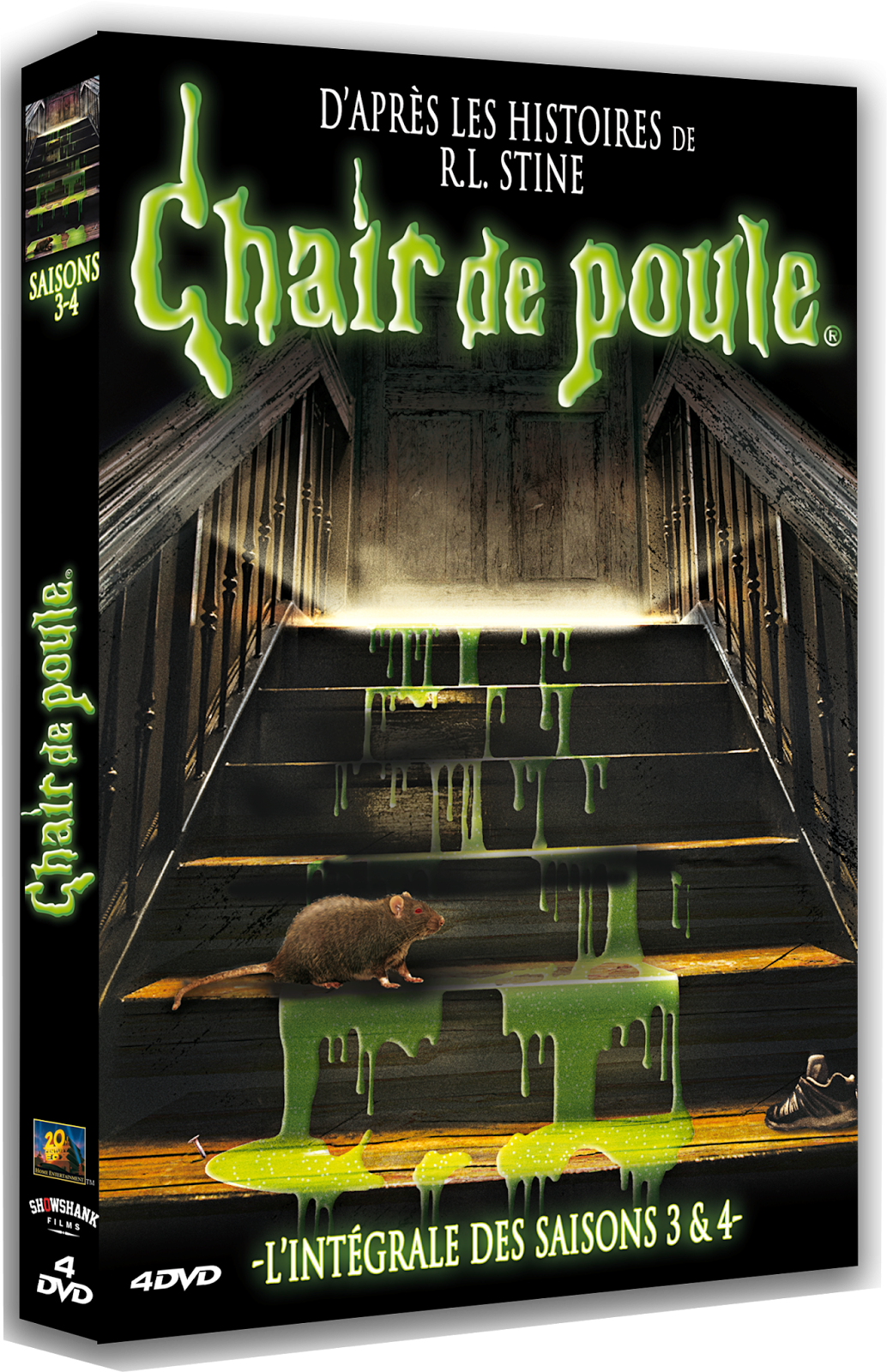 Chair De Poule (Goosebumps) – Saison 4