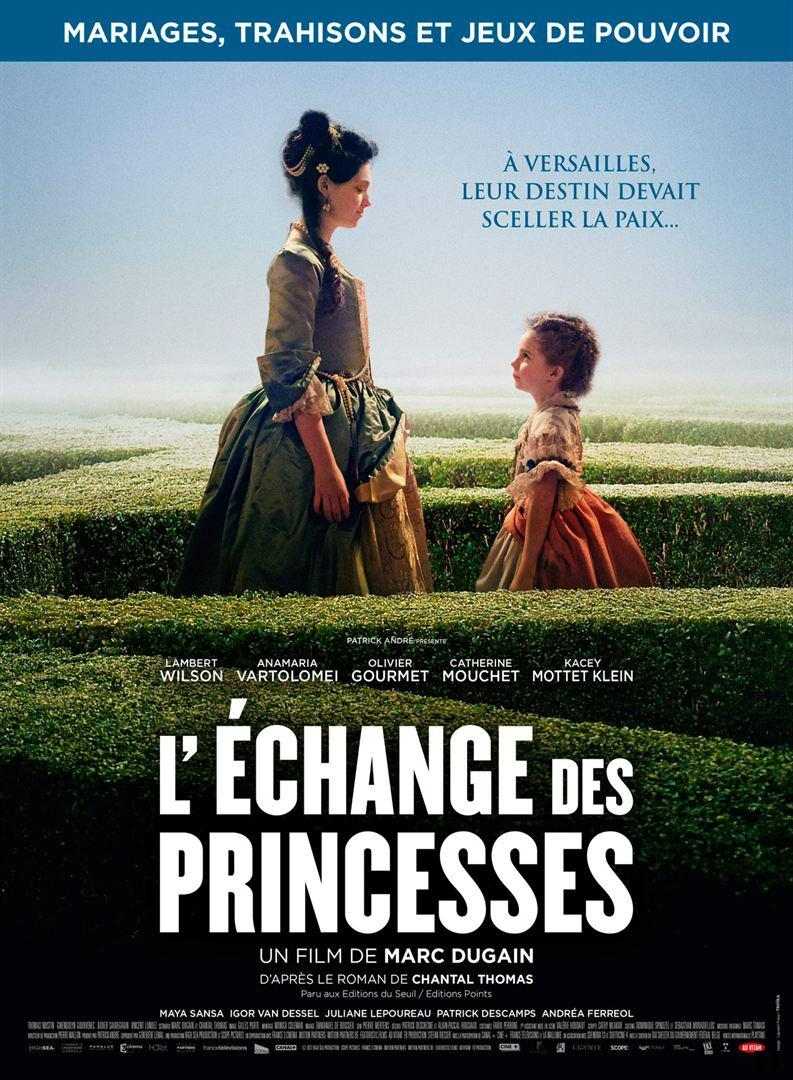 L'échange des princesses FRENCH WEB-DL 720p