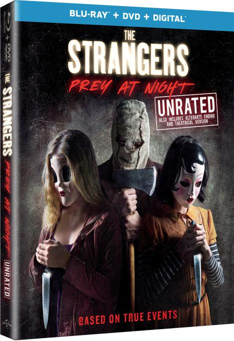 Strangers: Prey at Night | BLURAY 1080P Multi