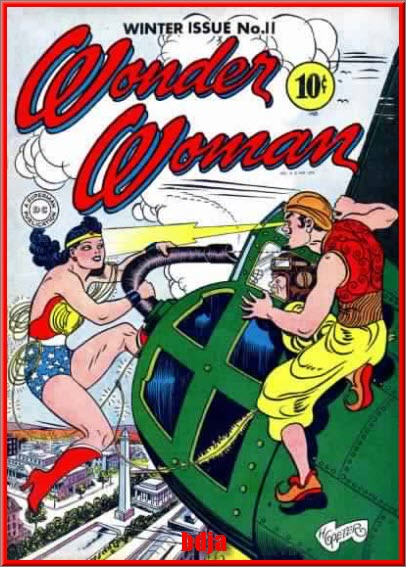 Wonder Woman Collection (1941-2016) VO CBR HD [COMIC][MULTI]