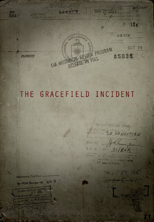 The Gracefield Incident (vostfr)
