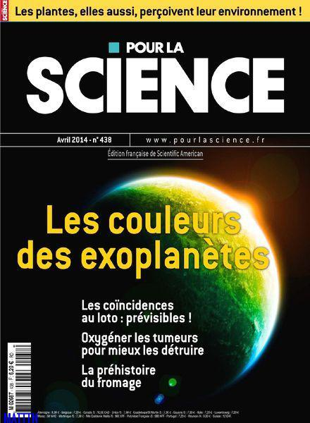 Pour la Science No.438