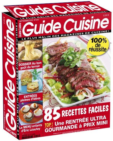 Collection Guide cuisine