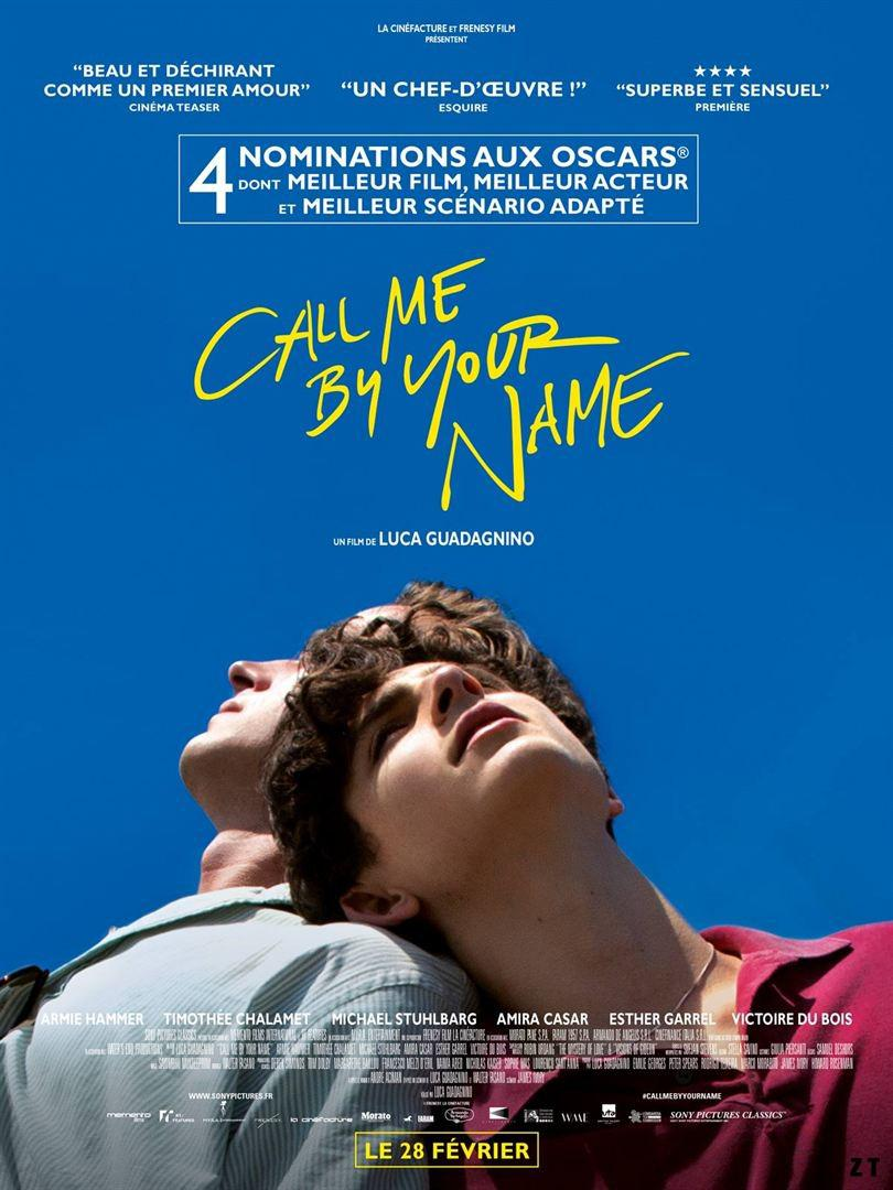 Call Me by Your Name (Vostfr)