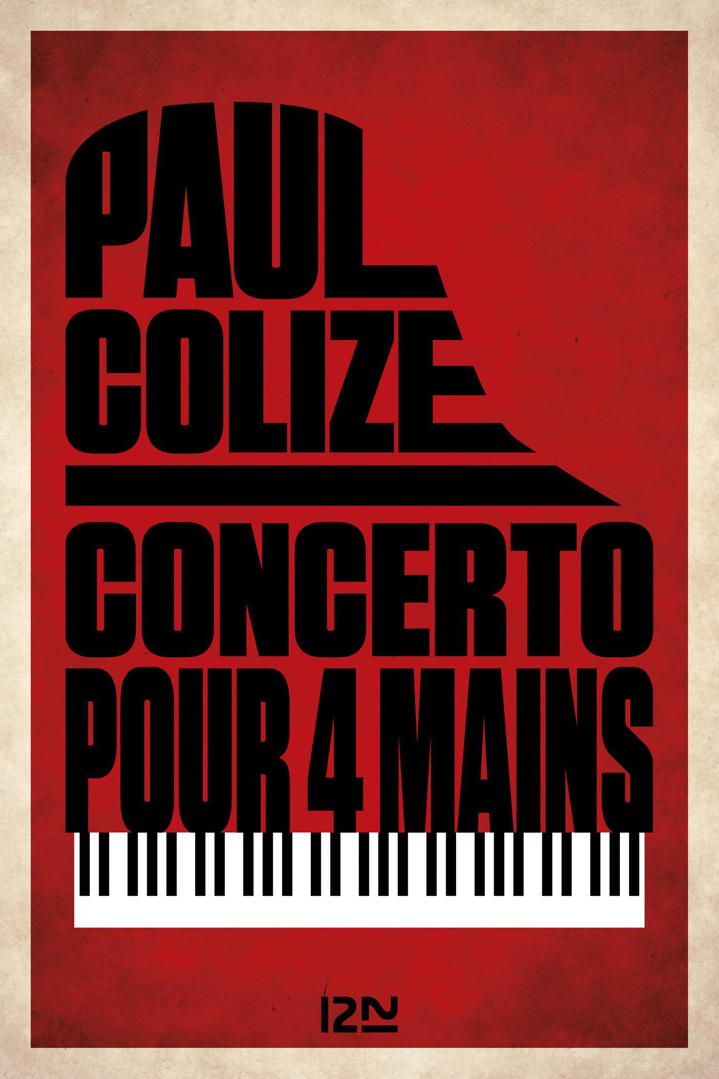 Paul Colize - Concerto pour quatre mains